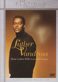 Cover Luther Vandross - From Luther With Love: The Videos [DVD]